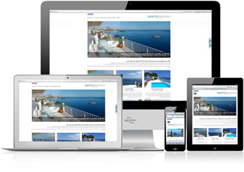 SEO friendly and responsive web design